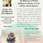 NEW YEAR, NEW YOU- with Dr. Nicole Monteiro